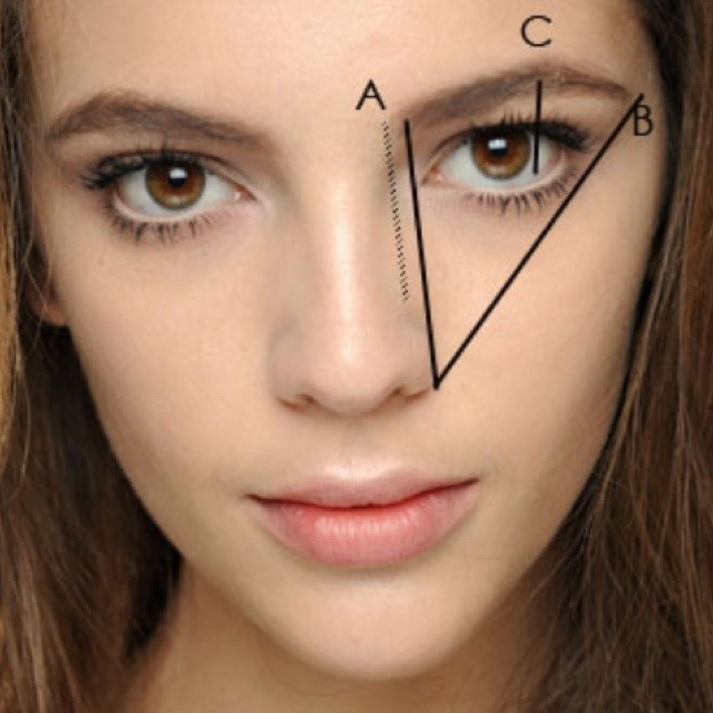 Natural Bushy Eyebrows u2013 This seasons Trend! u2013 Be Stylish ...